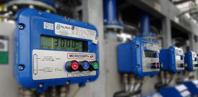 pumped tank